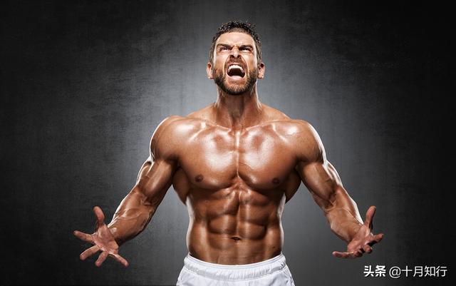 如何高效練腹肌,抓住重點再去練,動作也不用太多,夠用就行