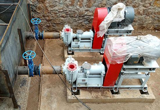 矿山渣浆泵-河北高通泵业有限公司