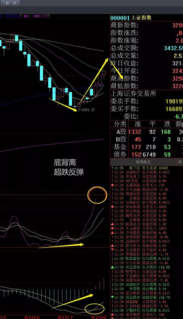 午评:下午大涨的股票高抛一部分,节奏踩准