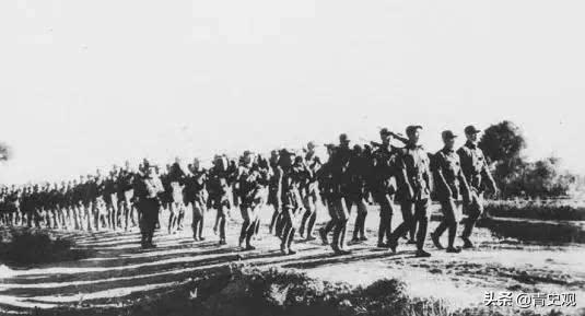 """1937年河北有一支""""七路军"""",带头的是个国民党军连长,总兵力7000人"""