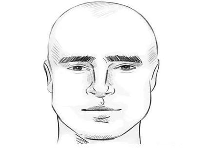 男士(男生)发型设计与脸型搭配
