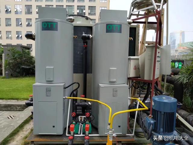 锅炉燃烧器安装示意图