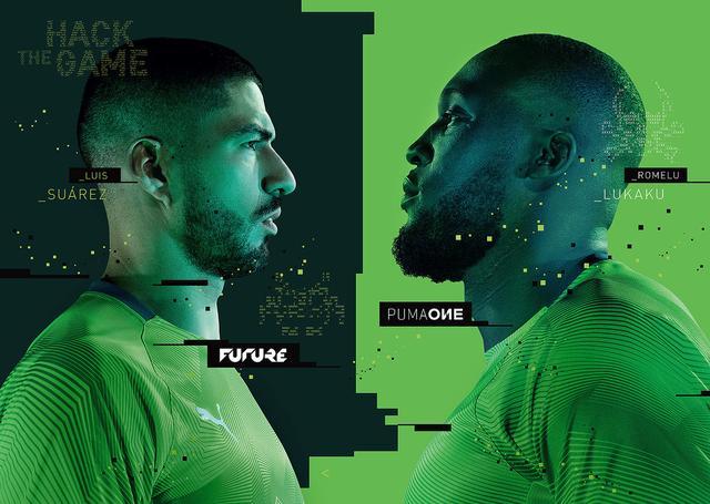 一组超有灵感的NFL运动海报