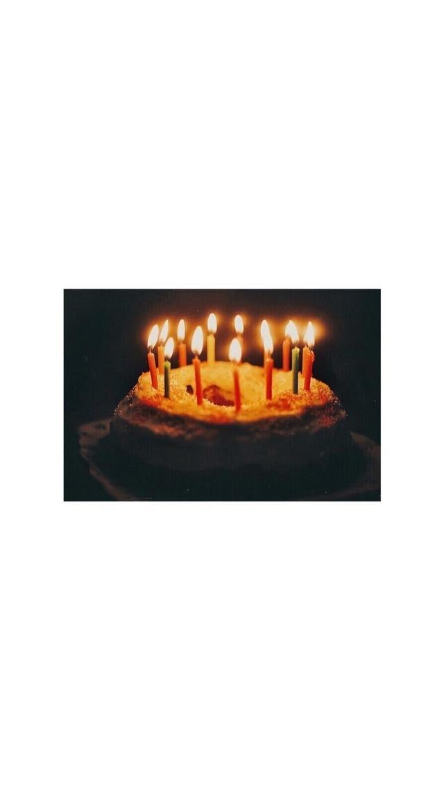 生日快乐文字图片