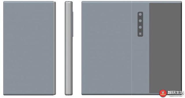 华为Mate V折叠屏手机曝光:内折环绕设计 屏占比超100%