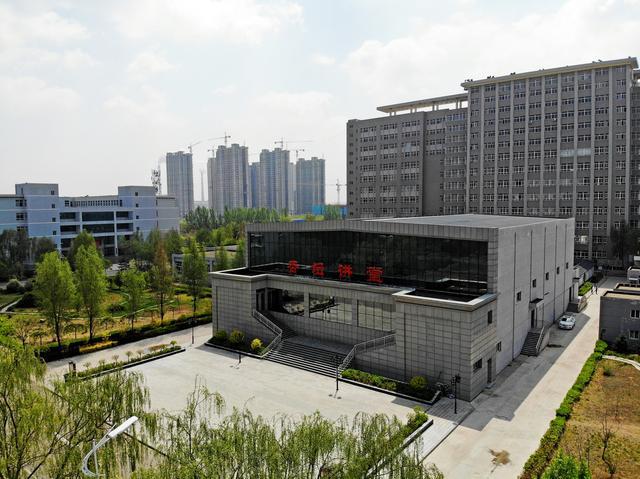 每日一校:忻州职业技术学院