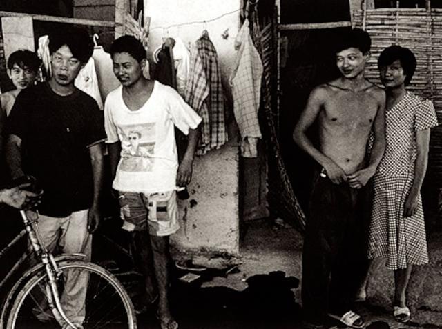 【老照片:九十年代南下打工记忆,漂泊在深圳】图3