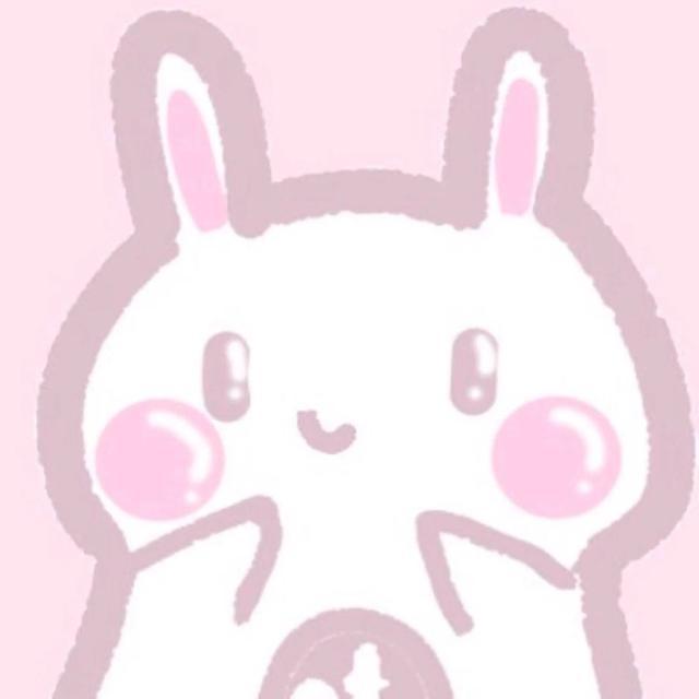 「卡通动物头像」粉粉嫩嫩少女心头像魔方甜点壁纸