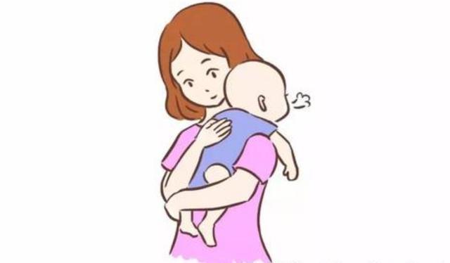 新生儿打嗝不止很难受?除了拍嗝,你还可以这样做