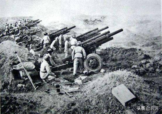豫东战役地图高清