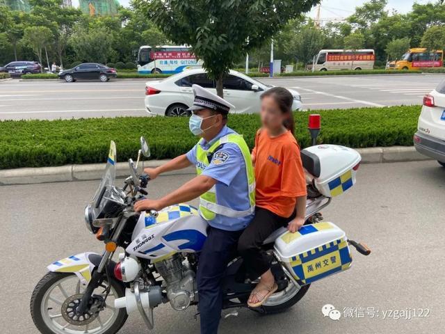 禹州交警多措并举全力为高考学子保驾护航