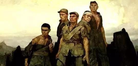 今天,请铭记这些以身殉国的英雄