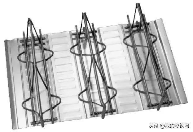 钢筋桁架板