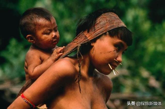 巴西原始部落女人视频