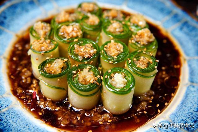 特别适合夏季吃的家常菜,食材简单,清淡又营养,胜过大鱼大肉