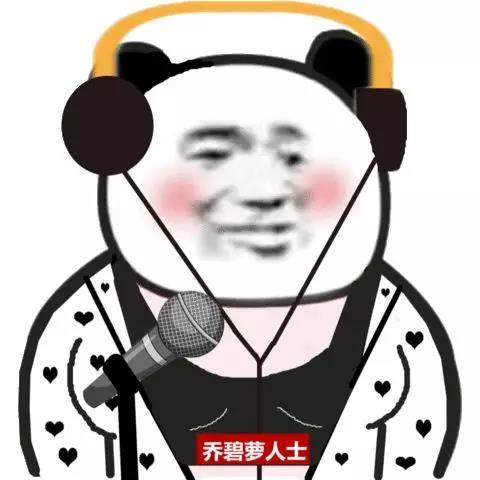 大熊猫的空白表情包