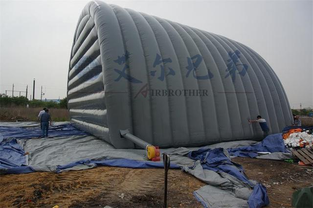 充气帐篷气柱材质