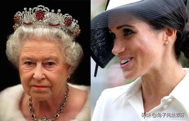 梅根王妃哈里王子
