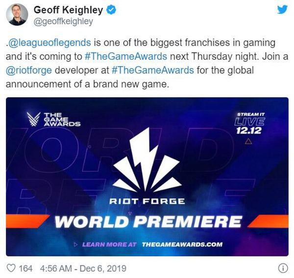 """英雄联盟开发公司Riot Games表示 聚焦""""单人/故事导向""""游戏 Riot Games 游戏资讯"""
