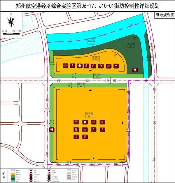 郑州2025港区规划图