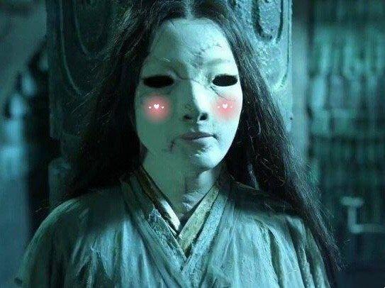 《重启》皮俑姐姐为何不用假人,而是真人化妆?三叔用心良苦
