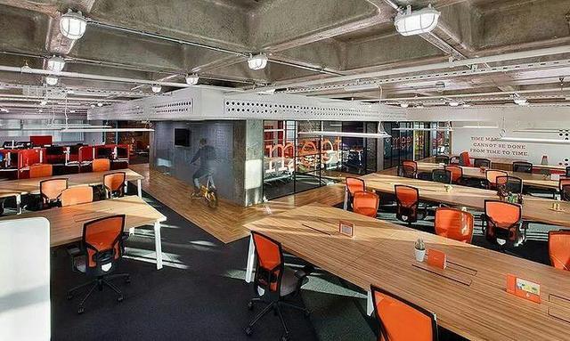 办公室逼格够不够,决定着你的办公家具?