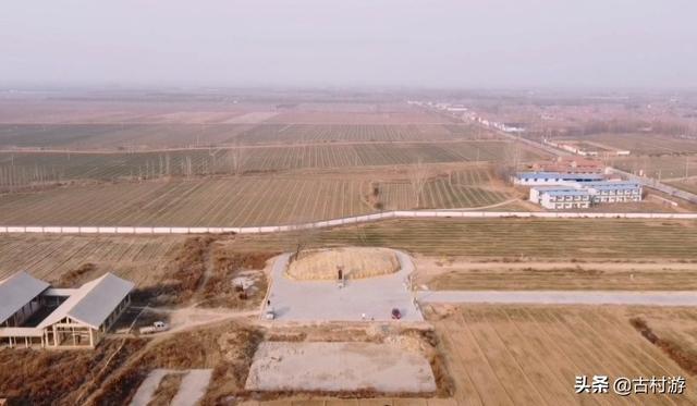 陵县东方朔公园图片
