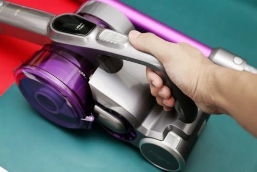 吉米上手把吸尘器多种黑科技加身 让清洁不仅轻松还舒适