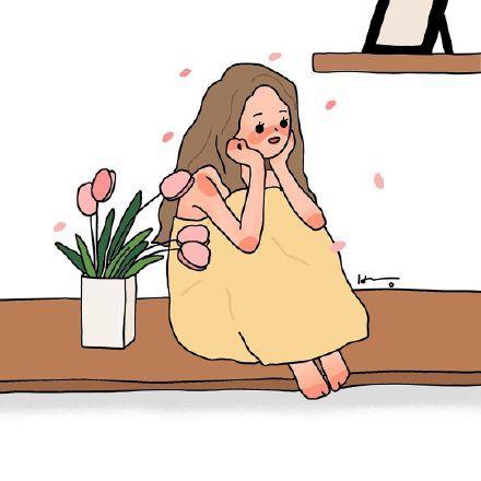 1-12月唯美壁纸来啦,全是好萌好可爱的漫画美少女,良心推荐收藏