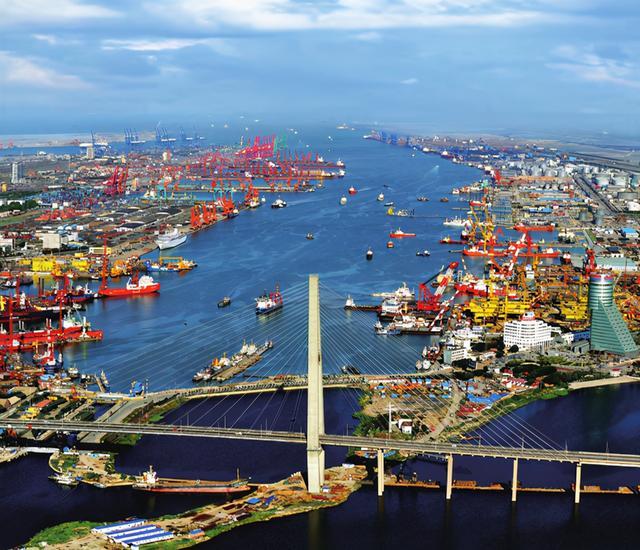 中新生态城最新航拍