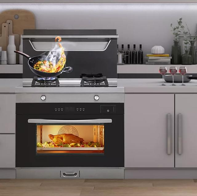 豪普集成灶人性化设计,让烹饪成为一种享受