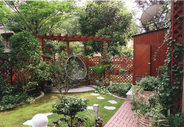 如何设计一个理想庭院?这里有你想要的答案