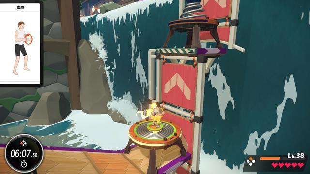 任天堂《健身环大冒险》是怎样的一款游戏? 任天堂 游戏资讯 第24张