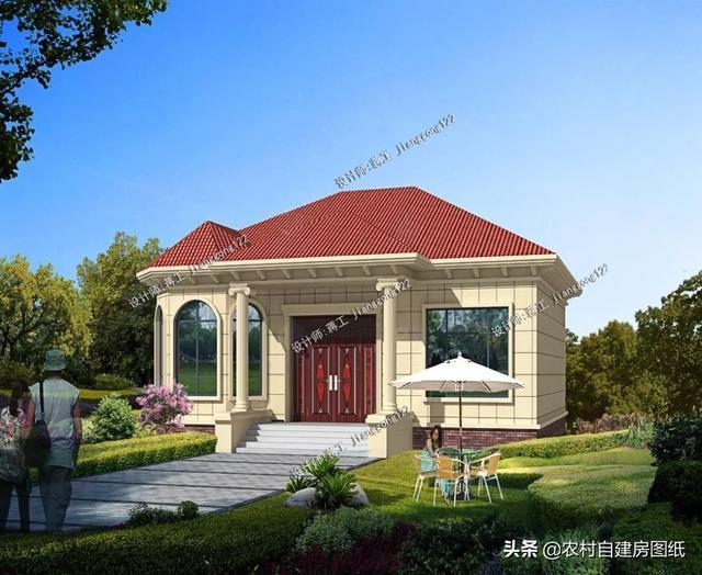 农村小别墅怎么建才不落俗套?最新农村小别墅设计案例来袭!