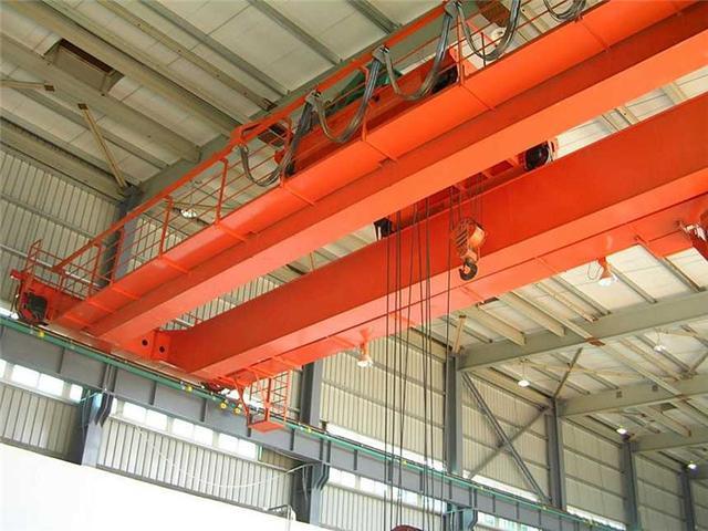 100吨双梁桥式起重机电路图讲解