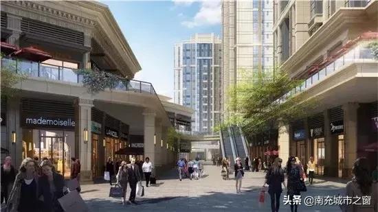 四川南充:城区真的需要这么多商业体吗?生意很好做?