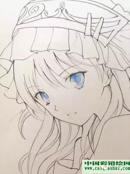 零基础如何画动漫?美少女战士画画