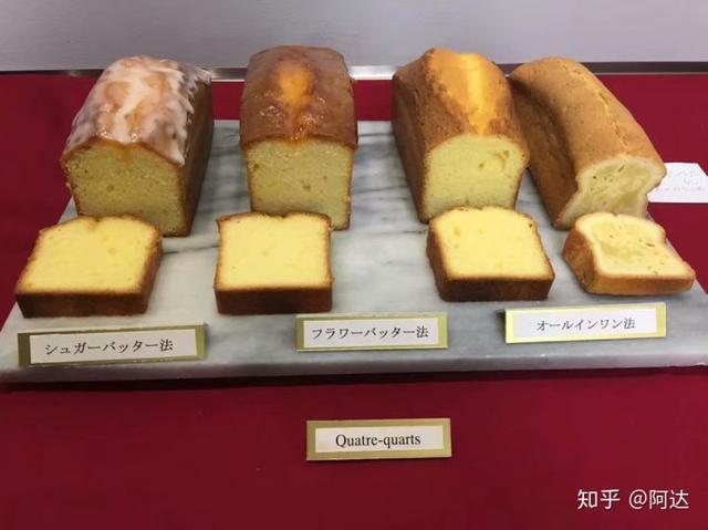 法式甜點基礎蛋糕胚——黃油蛋糕(修改后)