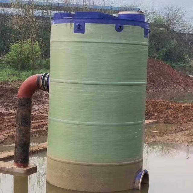 如何对一体化预制泵站进行日常检查