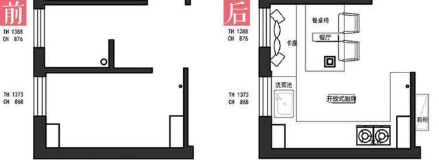 北京夫妻80㎡的家,布置的井井有条,干净整洁的居家场面令人向往
