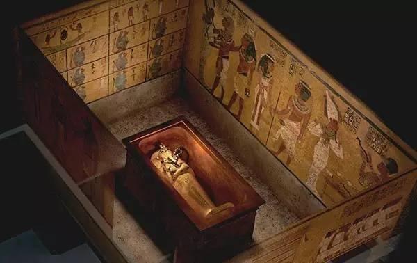 图坦卡蒙黄金面具——世界上真正的无价之宝