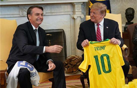 """逼迫英国就范后,美国又对巴西发出威胁:不禁华为,会有""""后果"""""""