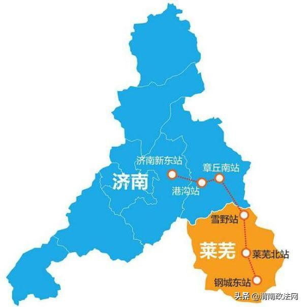 济滨城际铁路预计2020年通车 从济南到莱芜仅20分钟 - 天气网