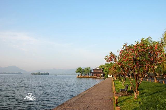 杭州西湖图片