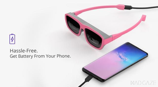 国际AR潮牌MAD Gaze 发布MR智能眼镜GLOW