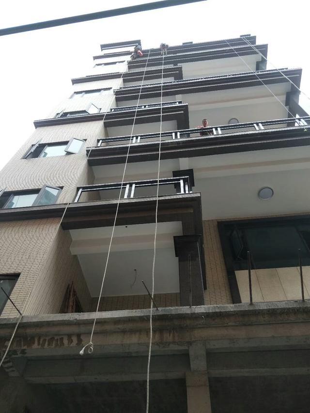 铝塑板外墙清洗方案2