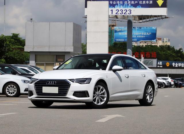 1到6月最暢銷的豪華車是它,賣了76427臺,優惠8萬多是走量關鍵?