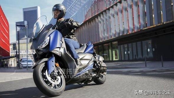 雅马哈踏板摩托车125