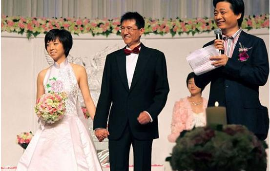 张怡宁和老公