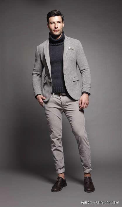 男人掌握这5个搭配技巧,再普通的衣服也能穿出时尚个性!